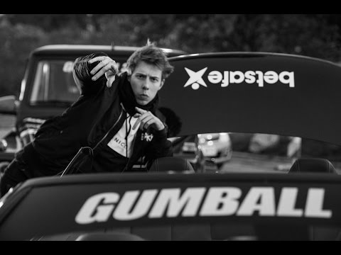 Crazy Gumball 3000 Drive with Calfreezy