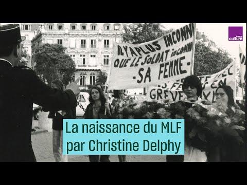 Vidéo de Christine Delphy