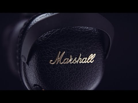 Marshall - Mid Active Noise Cancelling Headphone - Intro/Trailer
