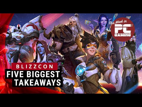 5 Takeaways from BLIZZCON 2021 | This Week in PC Gaming