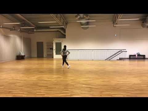 Aerobic Gymnastics Nivå 4 -12-13 Bak