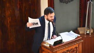 ????INTERPELACIÓN A MINISTRO DE GOBIERNO????Ministro de Gobierno ratifica que hubo golpe de Estado en????????