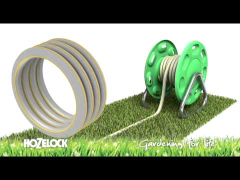 Hozelock Ultimate Phtalatfri gul 12,5mm x 25 meter,