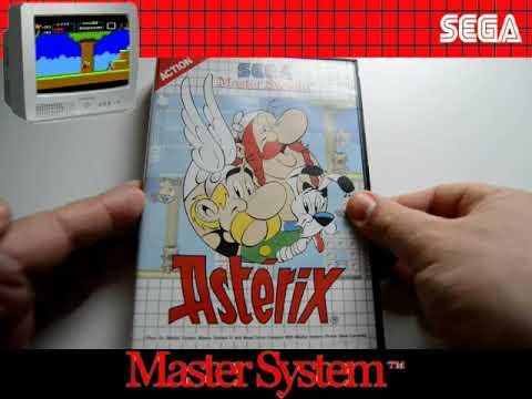 Colecciones: Master System 1ª Parte