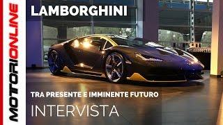 Lamborghini | Intervista a Stefano Domenicali