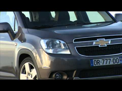 Chevrolet Orlando- A sporty hot hatch