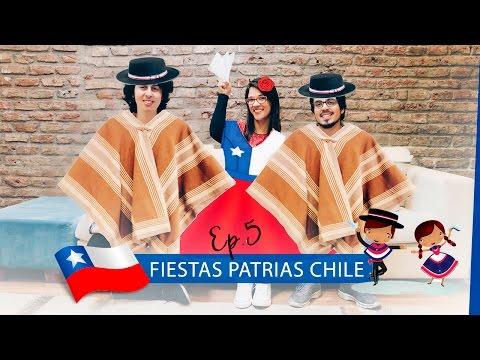 Como são as Fiestas Pátrias Chilenas - Ep.5 | La Mirada Chilena