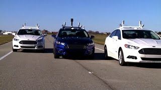 Smarter Driver: Will self-driving cars ever be legal?