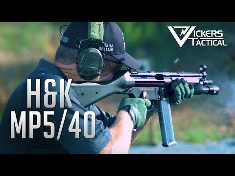 H&K MP5/40 4k