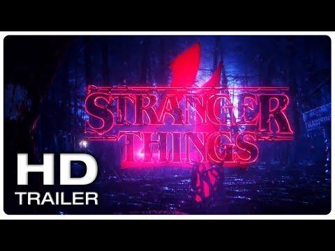 Movie Trailer : STRANGER THINGS 4 Trailer Teaser #1 Official (NEW 2020) Netflix Series HD
