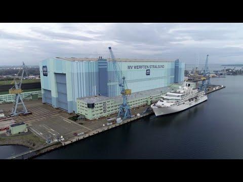MV Werften - die kaschierte Pleite? | Panorama 3 | NDR