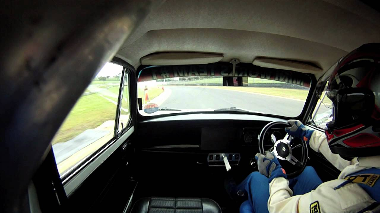 Sandown Lap - Mini Clubman GT