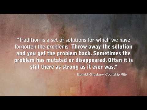Bitcoin Cash: Tradition
