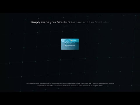 How to get Vitality Drive Rewards