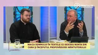 Despre Maica Domnului in textele ce descriu nunta din Cana si inceputul propovaduirii Mantuitorului