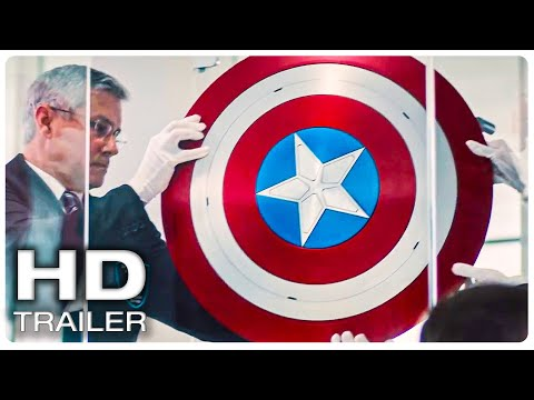 """Movie Trailer : THE FALCON AND THE WINTER SOLDIER """"Final Episode"""" Trailer (NEW 2021) Superhero Series HD"""