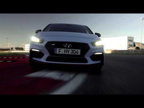 Hyundai i30 N Trailer