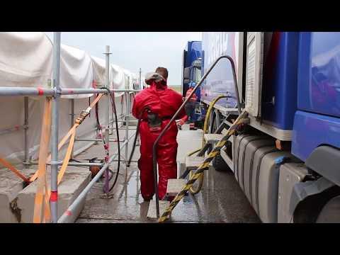 Helsinki-Vantaan lentoaseman lähtöportin 28 siltapaikan vesipiikkaus ja korjaustyöt