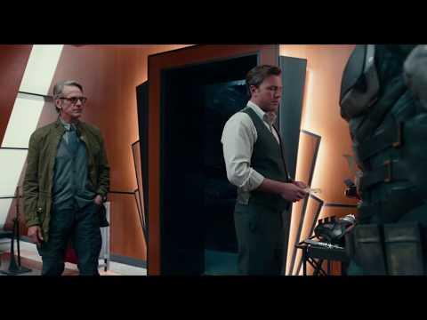Liga de la Justicia - Clip 'El mundo necesita a Superman' - Castellano HD