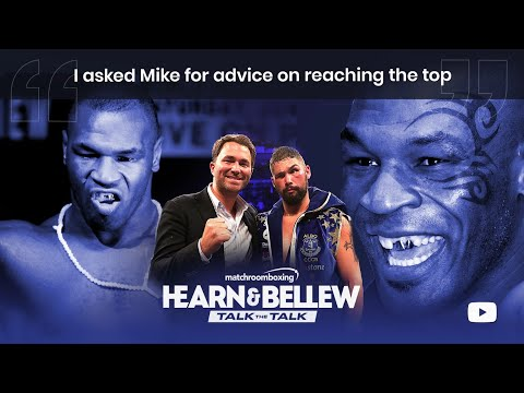 Hearn & Bellew recall meeting Mike Tyson, discuss potential comeback 5