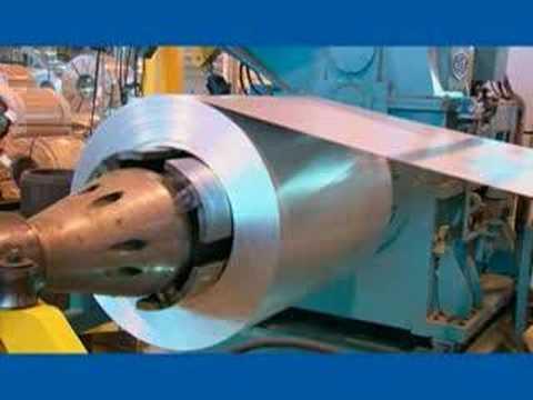 stål rostfritt aluminium - material från BE Group