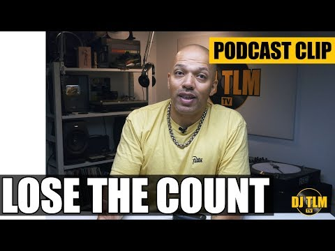 What to do when you lose count
