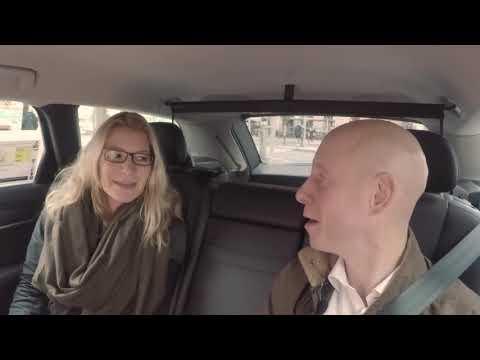 Taxi Göteborg - Speeddejt nr 1: Anki