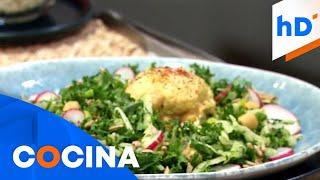 Prepara una deliciosa ensalada de manzana con semillas   hoyDía   Telemundo