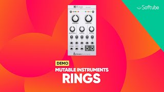 Mutable Instruments Rings for Modular Demo – Softube