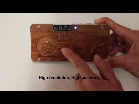 Azoteq's 30 second tip for touch on wood