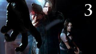 Прохождение Resident Evil 6 Co-op (Леон) - Часть 3 — Глава 1: Тоннели Толл-Оукс