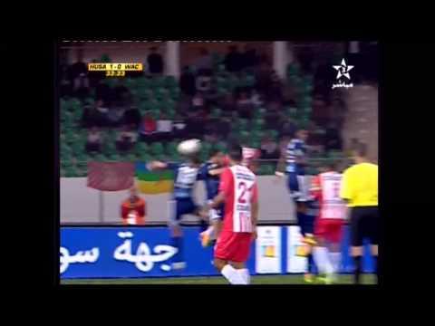 البطولة الوطنية الدورة 17: هدف حسنية أكادير في مرمى الوداد البيضاوي