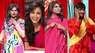 Jabardasth Performance - Happy Home Hilarious Skit  - Kiraak Comedy Show - Mallemalatv - MALLEMALATV