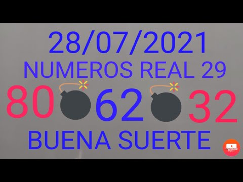 NUMEROS PARA HOY 27 DE JULIO DEL 2021