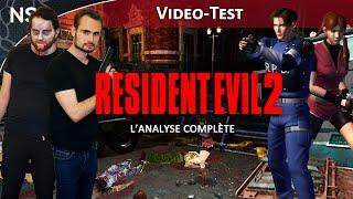 vidéo test Resident Evil par The NayShow
