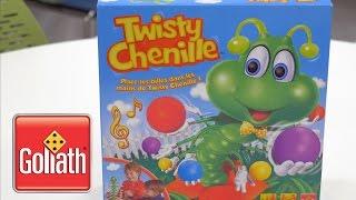 Twisty Chenille - Démo en français