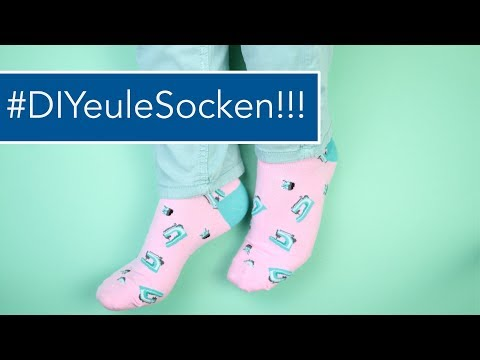 Ich habe Socken rausgebracht! Socken für Nähnerds & VERLOSUNG