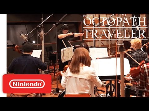 connectYoutube - Project Octopath Traveler (Working Title) - Behind the Music - Nintendo Switch