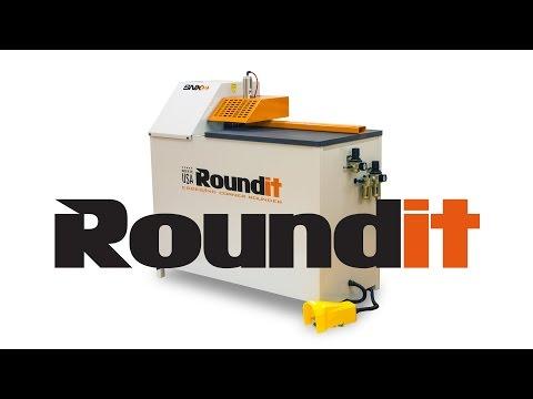 SNX Semiautomatic ROUNDIT Corner Rounder