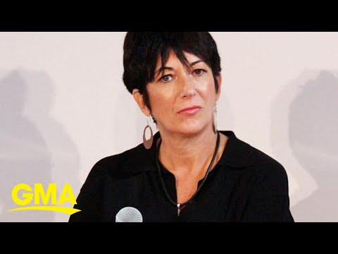 A look into Ghislaine Maxwell's life behind bars l GMA