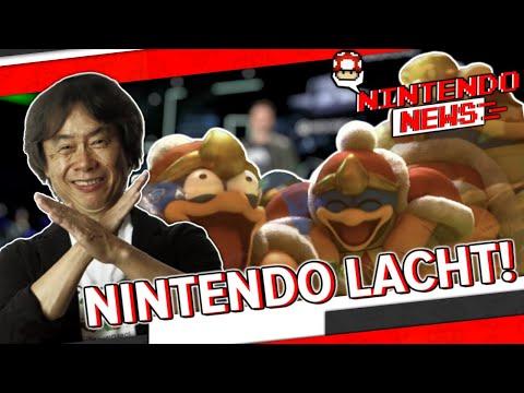 Microsoft wollte Nintendo kaufen / Nintendo lässt massig Fanspiele sperren
