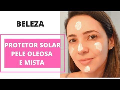 Protetor solar para pele oleosa e mista | Resenha