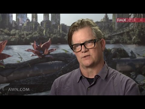 AWN Professional Spotlight: FMX 2015/Alex McDowell - Part 2