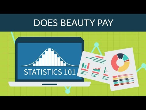 Statistics 101 - Does Beauty Pay