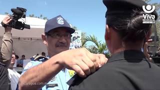 Policía Nacional gradúa a 708 efectivos para garantizar la seguridad