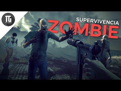 TOP 10 Mejores juegos de ZOMBIES para Android #2