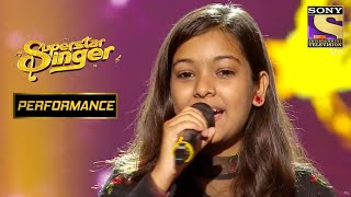 Nishtha's Tone Variation Leaves The Judges Awestruck | Superstar Singer - SETINDIA