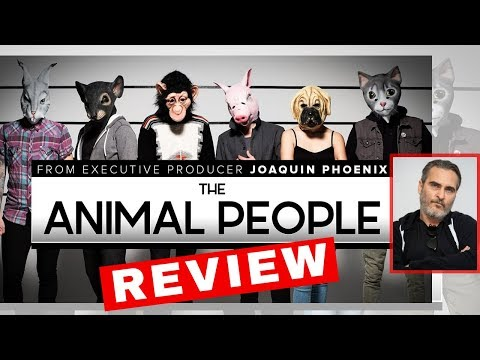 """THE ANIMAL PEOPLE"" FILM REVIEW 