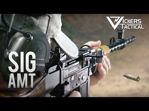 SIG AMT Battle Rifle (Semi-Auto SIG SG 510/STG 57)