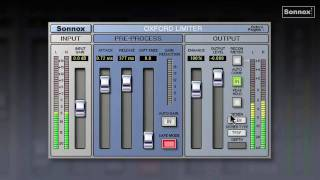 Oxford Limiter Tutorial